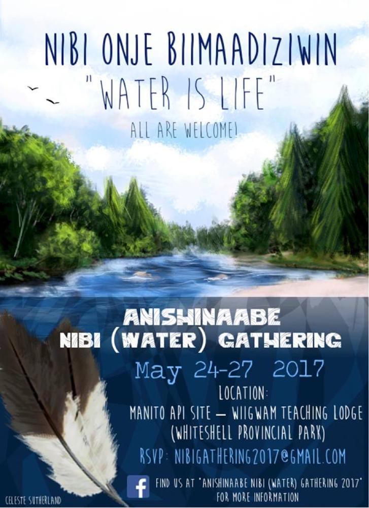 Anishinaabe_water_gathering