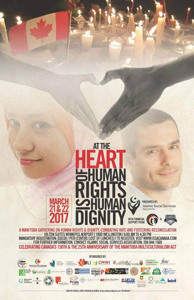 Heart of human rights conference
