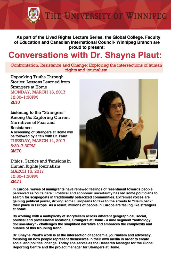 Shayna Plaut poster